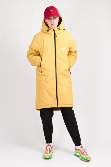 Куртка Nib Lady Горчичный