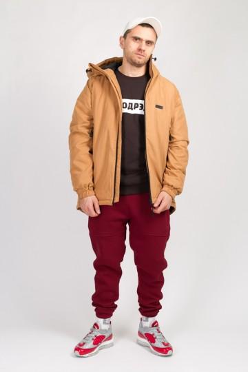 Куртка Nib 2 Песочный Микрофибра