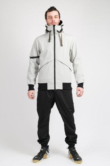 Get High 2 COR Jacket Ash Gray