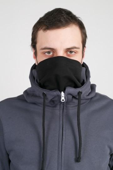 Толстовка The Mask Zip Summer Серый Темный