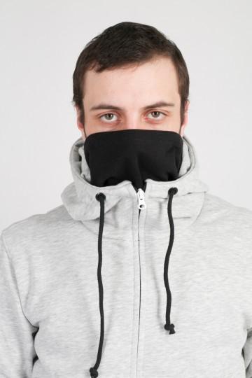 Толстовка The Mask Zip Summer Серый Меланж