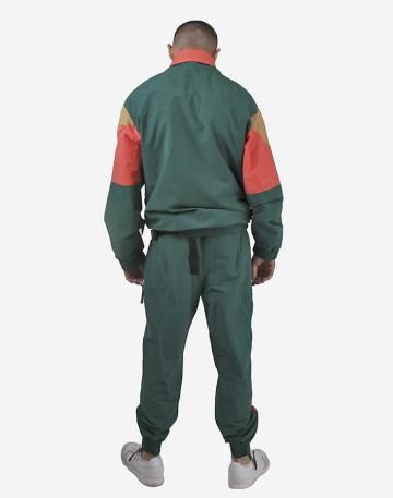 Olymp Track Jacket Green