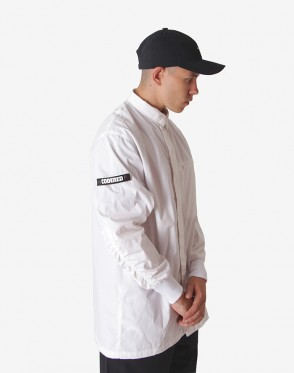 MA-1 COR Shirt White
