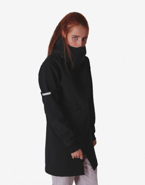 Allover COR Jacket Black