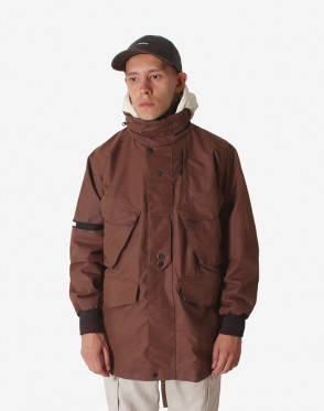 CR-016 COR Jacket Brown