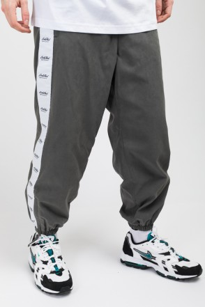 Stripe Jogger Pants Dark Gray