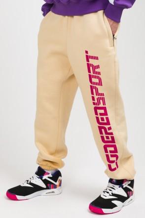 Мужские штаны Trainer Бежевый