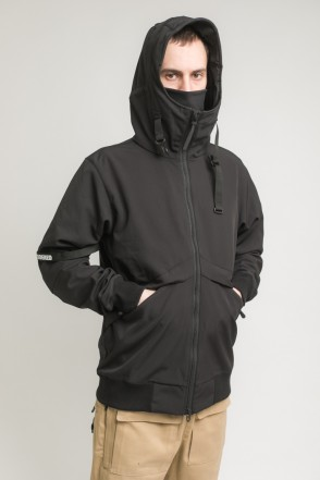 Get High 3 COR Jacket Black