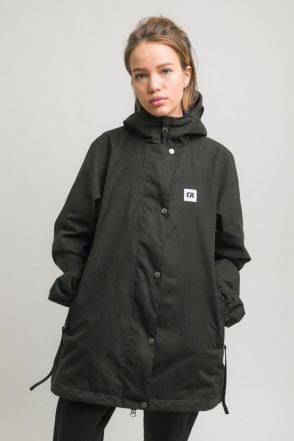 Cover Up 3 Lady Jacket Black