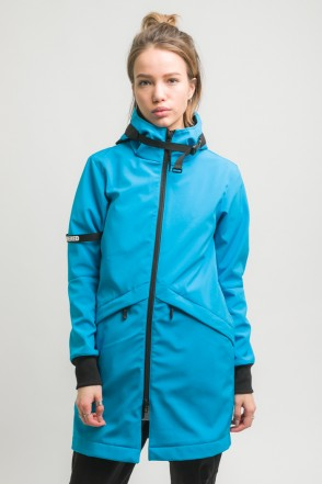 Allover 3 COR Jacket Azure