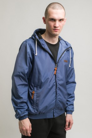 Break Windbreaker Light Denim