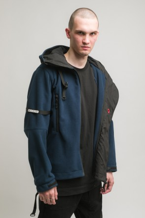 Safe 3 COR Jacket Dark Blue Windblock