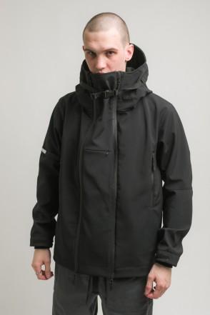 Safe 3 COR Jacket Black Softshell