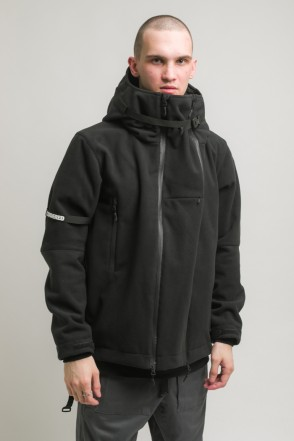 Safe 3 COR Jacket Black Windblock