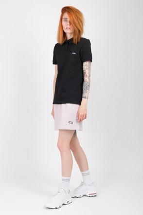 Tube Skirt Light Brown Melange
