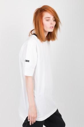Т-dress COR Dress/T-Shirt White