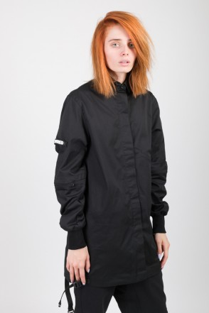 MA-1 Lady COR Shirt Black