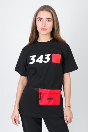 Мини-сумка Pocket Mid Красный Таслан