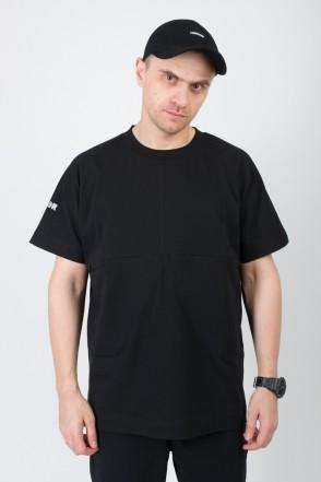 T COR T-shirt Black