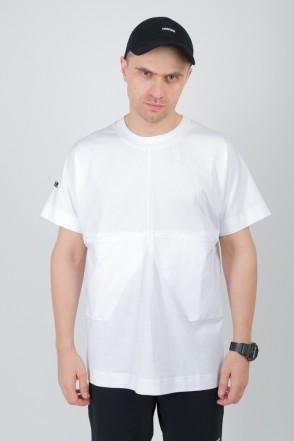 T COR T-shirt White