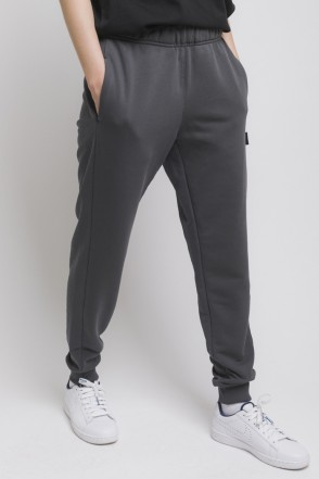 Basic Lady Summer Pants Gray