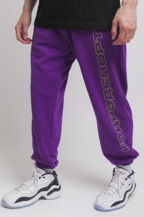 Trainer Summer Pants Violet