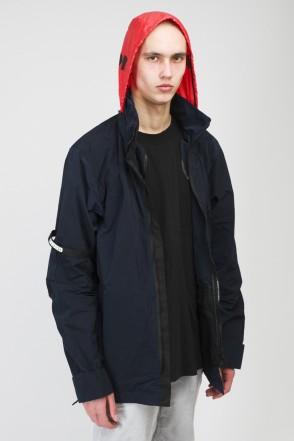 Hidden front COR Jacket Dark Blue