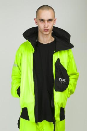 2TRN COR Jacket Reflective Lemon
