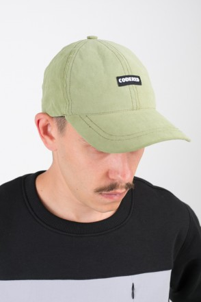 Fact Cap Light Green Microfiber