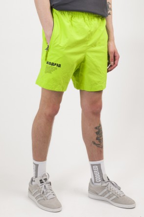 Shore Shorts Fluorescent Green