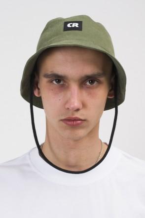 Bucket Hat Light Green Twill