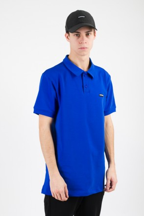 Scout Polo T-shirt Bright Blue