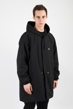 4 Coat Raincoat Black