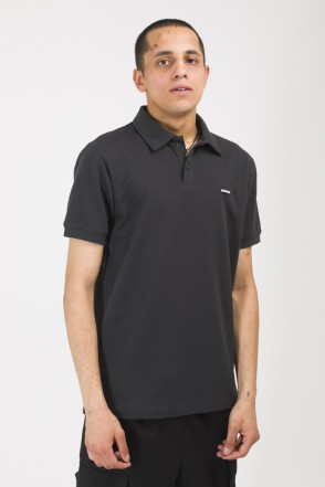 Scout Polo T-shirt Dark Gray