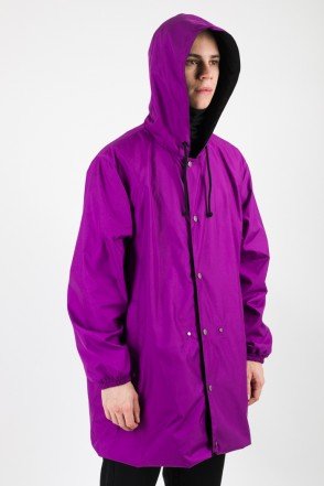 4 Coat Raincoat Violet