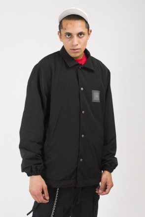Coach Windbreaker Black