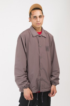Coach Windbreaker Gray Beige