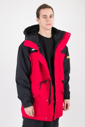 CodeRed Sport Legacy 2 Jacket Black/Red