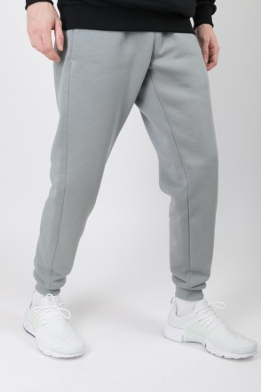 Basic Pants Ash Gray