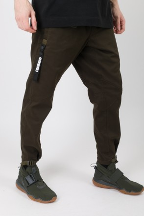 Штаны CRP-001 COR Болотный Темный