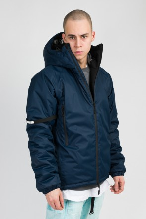 Nib 2 COR Jacket Dark Blue Membrane