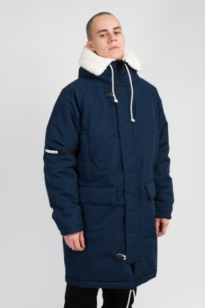 CR-A 4 COR Winter Jacket Ink Blue Membrane