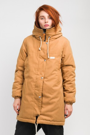 Bluebell 2 Jacket Sandy Brown