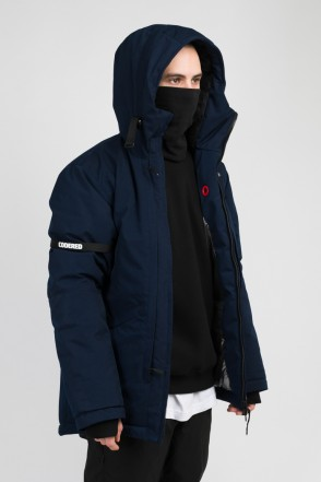 Inner City 2 COR Jacket Dark Blue
