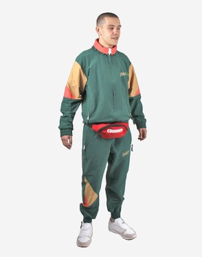 Olymp Track Jacket Green