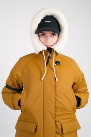 CR-A Lady COR Jacket Khaki