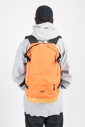 Action Backpack Orange/Beige