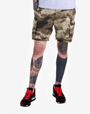 Cargo Cut Shorts Bog Camo