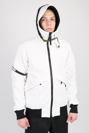 Get High 2 COR Jacket White