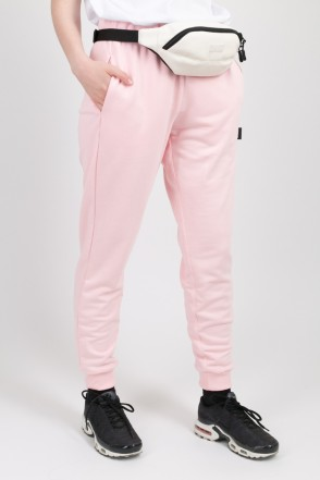 Basic Lady Summer Pants Pink